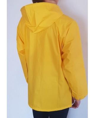 Žltý pršiplášť PROS