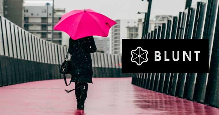 Dáždniky značky BLUNT
