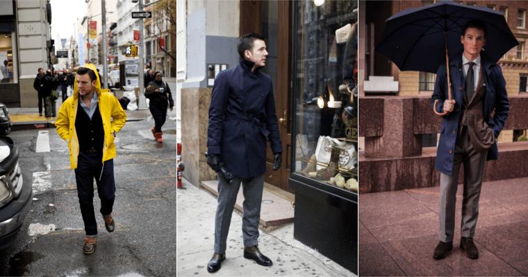 Páni – viete, čo si obliecť do upršaného počasia?